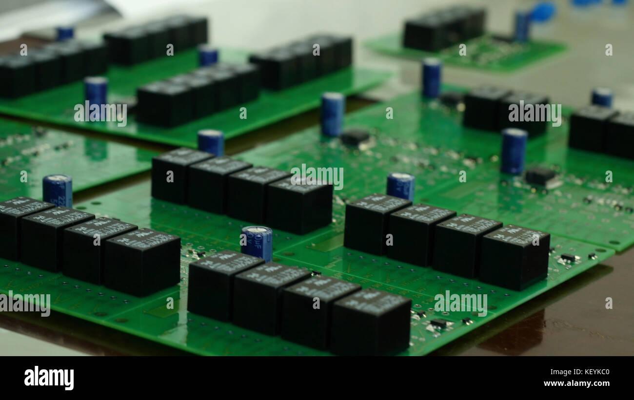 Microprocessor Chip Silicon Stock Photos & Microprocessor ...