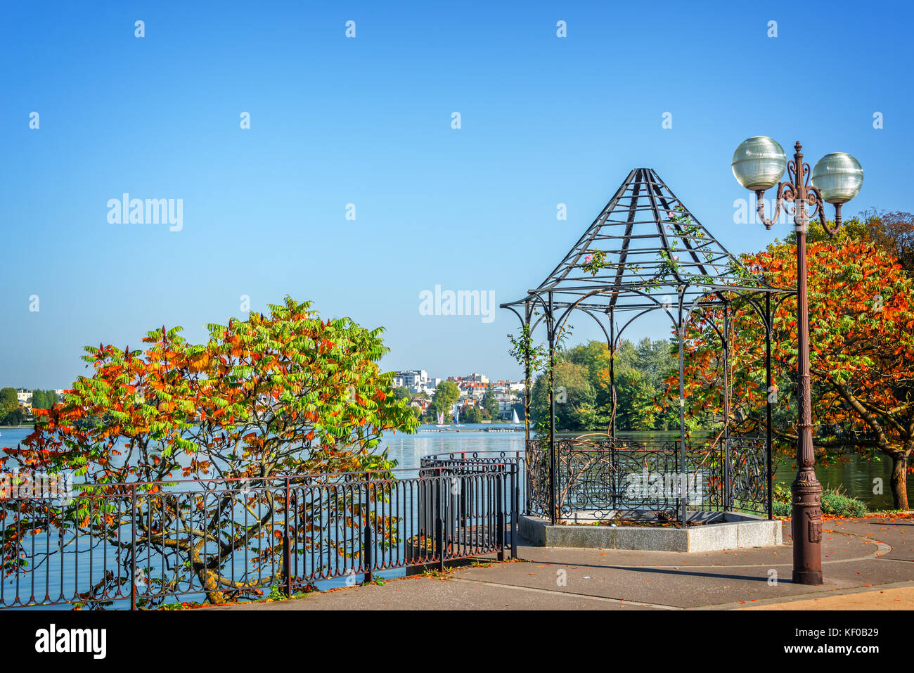 French week stock photos french week stock images alamy for Enghien les bains