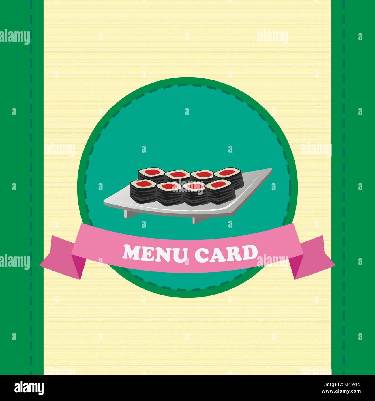 Imperial Cafe Sushi Menu