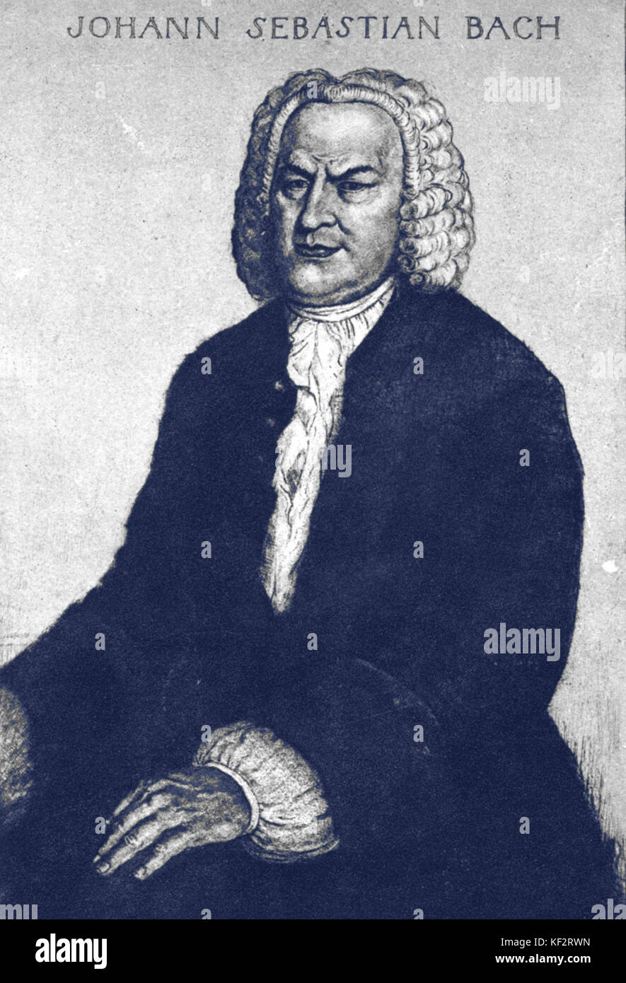 a biography of johann sebastian bach a german composer Discover in this video interesting information on the life, works and influence of the great german composer johann sebastian bach.