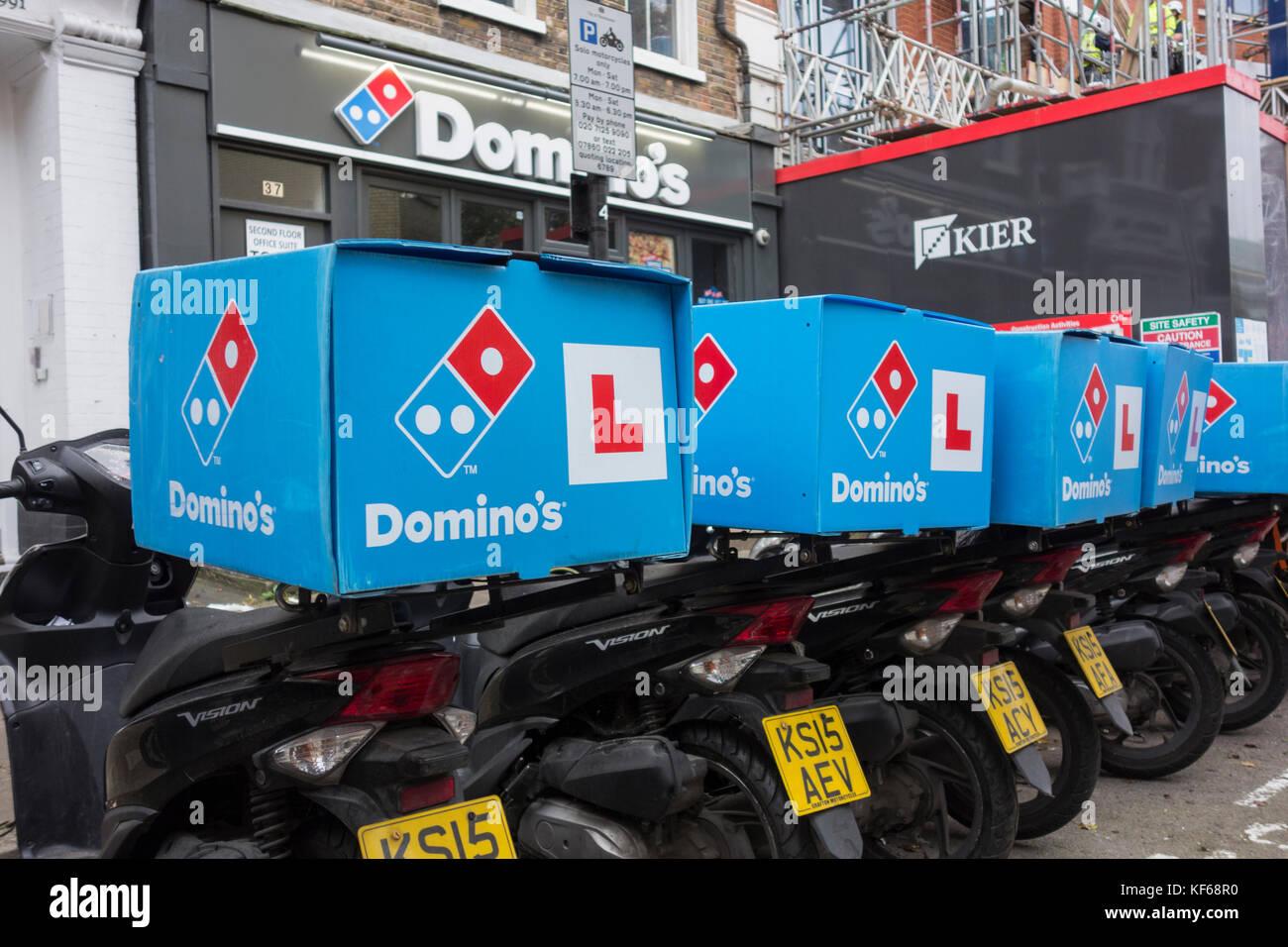 delivery dominos pizza stock photos u0026 delivery dominos pizza stock