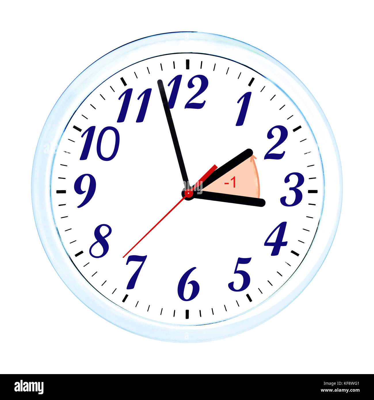 Daylight Saving Time Usa Time Zone 2017 Wall Clock Going To Winter