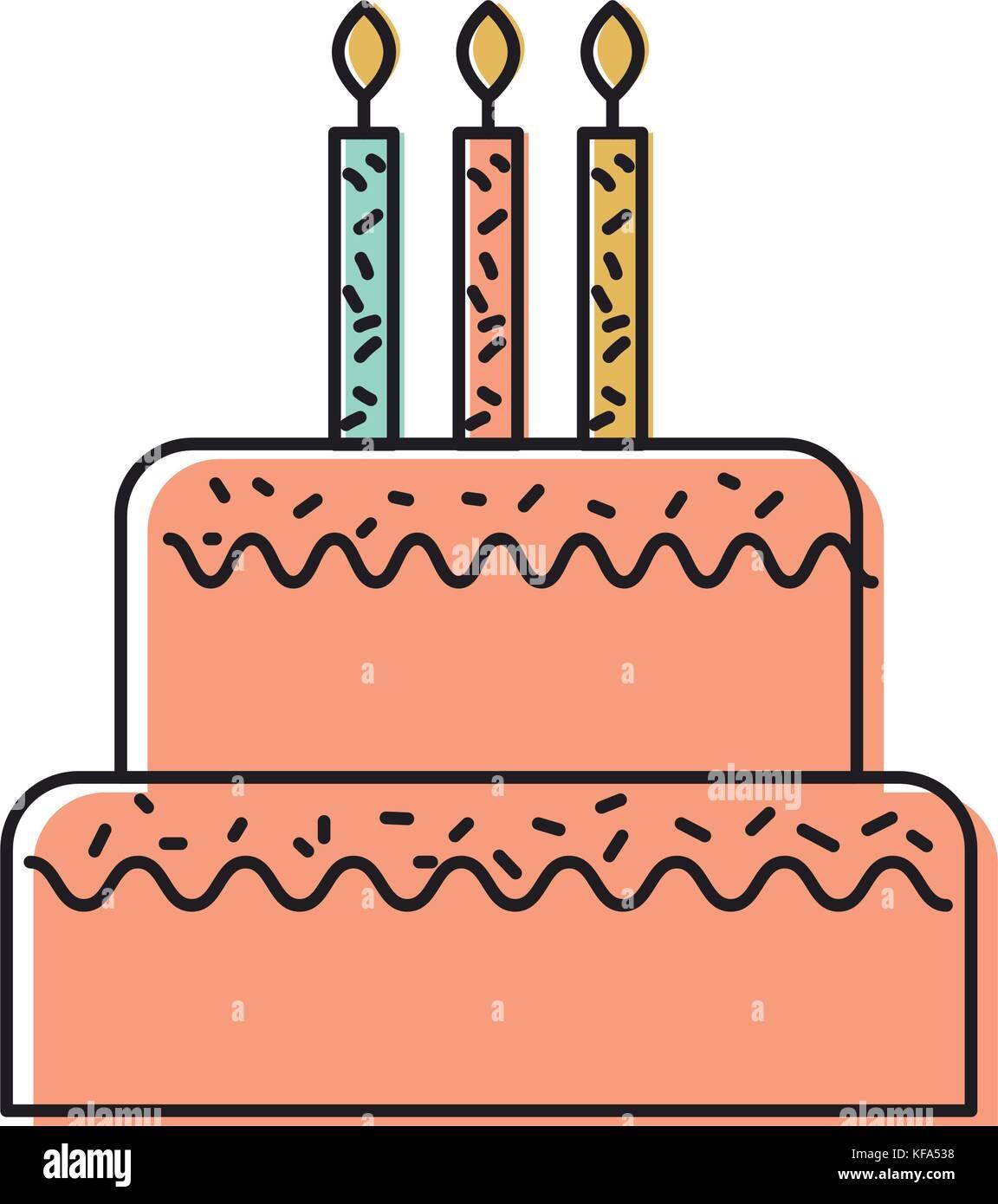 happy birthday cake burning candles stock photos amp happy