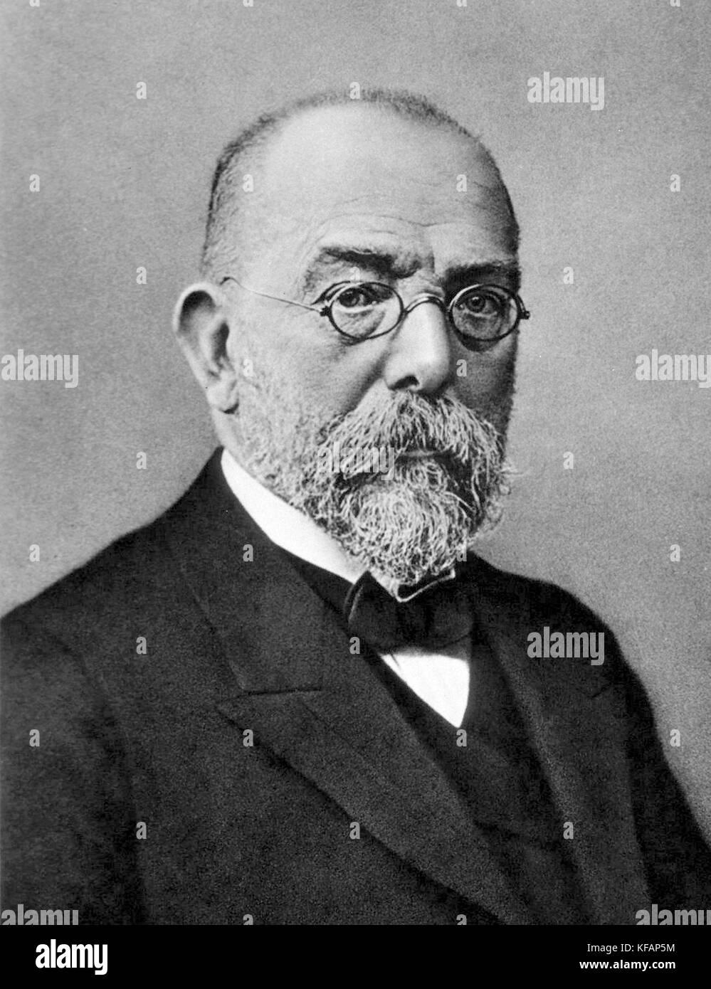 Heinrich robert stock photos heinrich robert stock for Koch hermann
