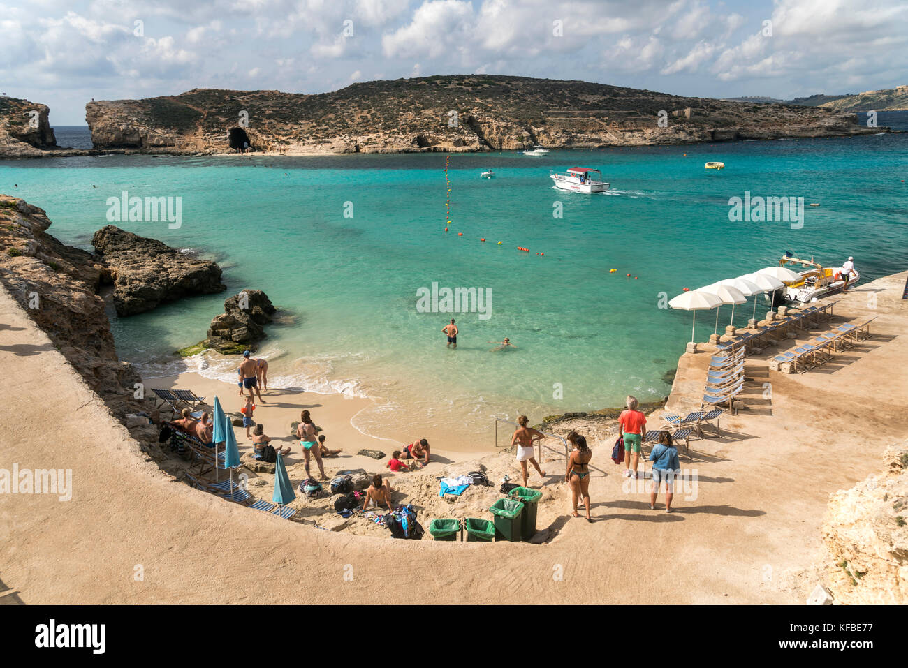 blue lagoon malta stock photos blue lagoon malta stock images alamy. Black Bedroom Furniture Sets. Home Design Ideas