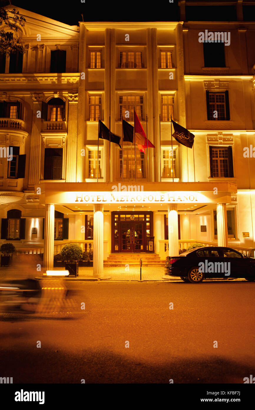 sofitel metropole hanoi hotel analysis Full of romance and history, the luxurious sofitel legend metropole hanoi is just a short walk from hoan kiem lake and the hanoi old quarter a favorite of discerning travelers, the hotel gracefully blends french elegance and vietnamese hospitality in the 364 guestrooms and suites, the beautiful public areas and the award-winning le spa du metropole.