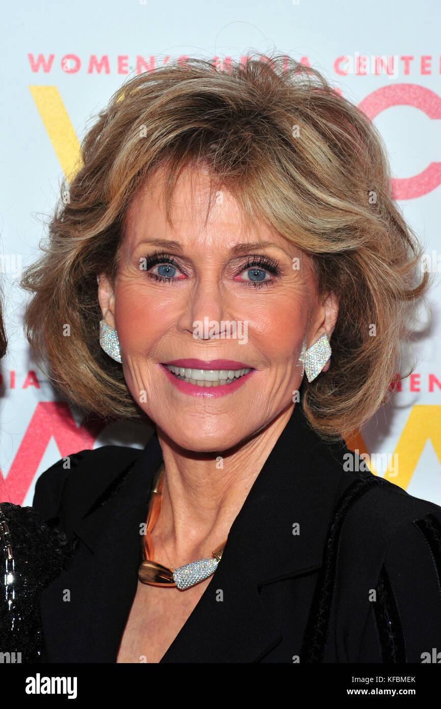 New York Ny Usa 26th Oct 2017 Jane Fonda At The Women S Media