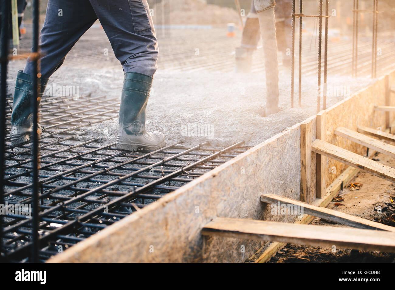 pouring a concrete slab pdf