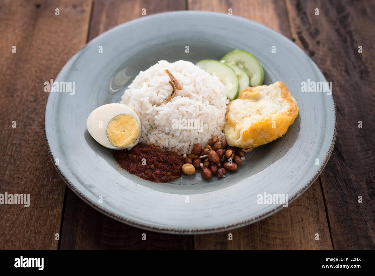 how to cook nasi lemak rice video