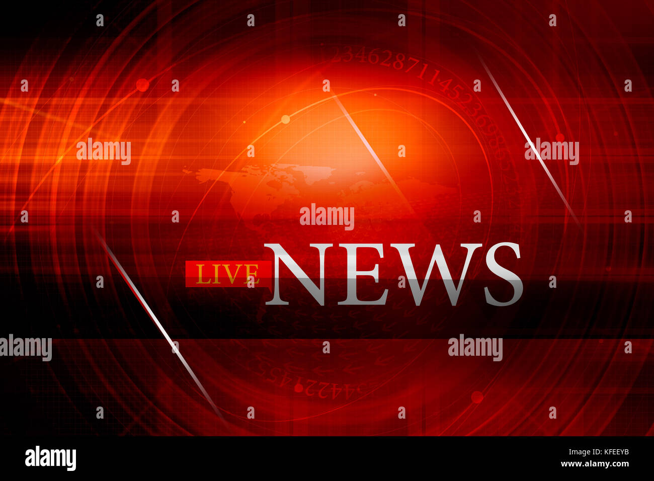 Live news text with world map background expanding or publishing live news text with world map background expanding or publishing news concept gumiabroncs Image collections