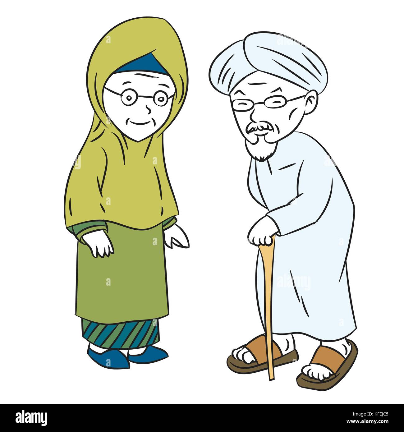 Granny Cartoon Stock Photos Amp Granny Cartoon Stock Images