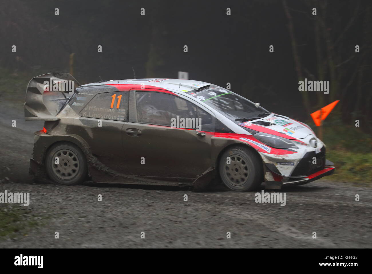 Toyota Rally Cars 2017 Stock Photos & Toyota Rally Cars 2017 Stock ...