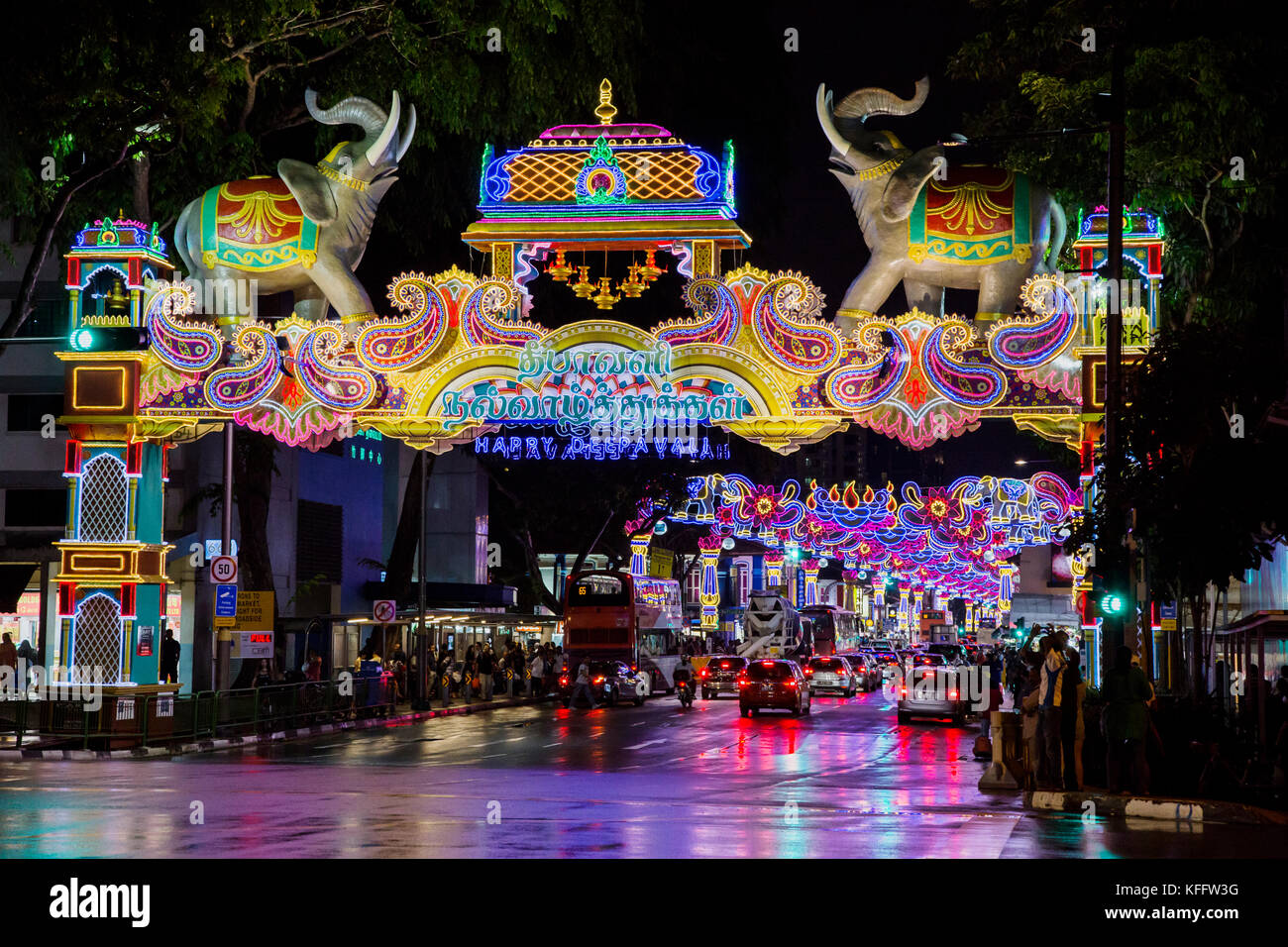Deepavali Festival Singapore Stock Photos  for Deepavali 2017 Celebration  585eri