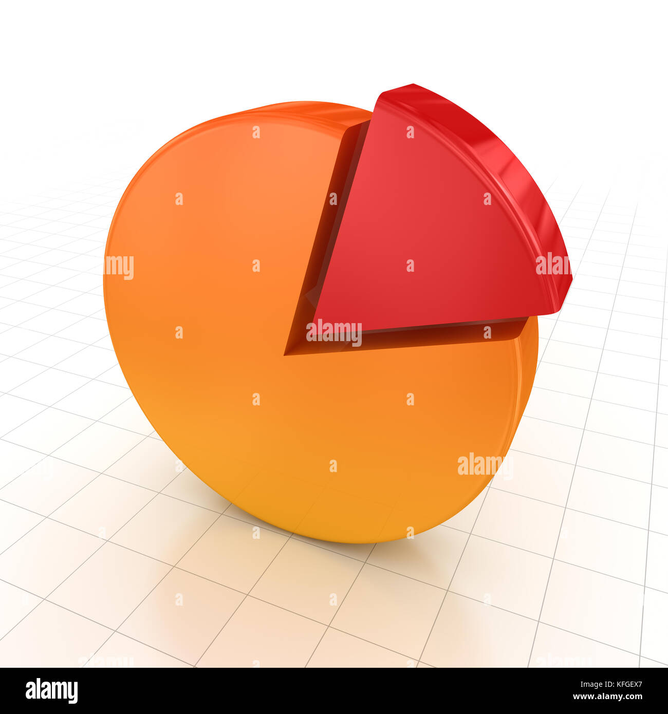 Pie chart money stock photos pie chart money stock images alamy pie chart computer generated image 3d render stock image nvjuhfo Images