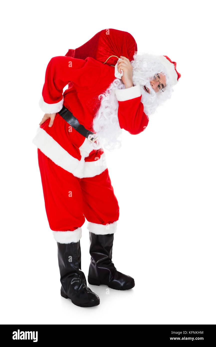 Santa Claus Back Stock Photos & Santa Claus Back Stock ...