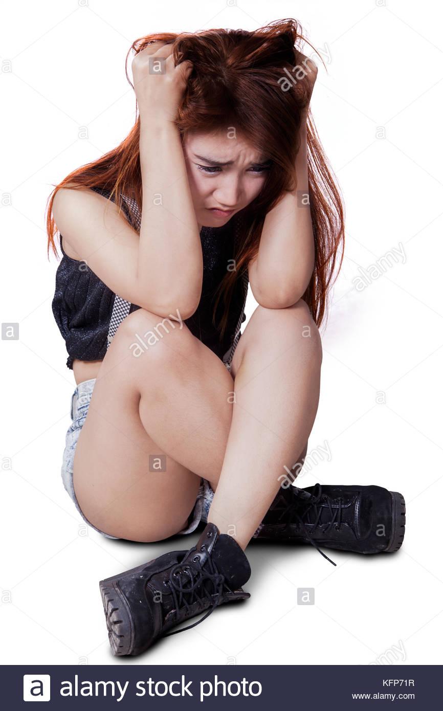 Depressed Asian 65
