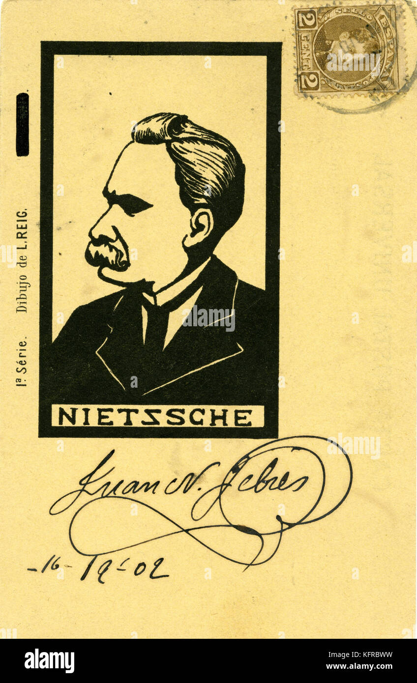 a biography of frederich neitzche a writer Friedrich nietzsche claimed to be polish in writing at least five times in his   history of philosophy scholar writing about friedrich nietzsche as a.