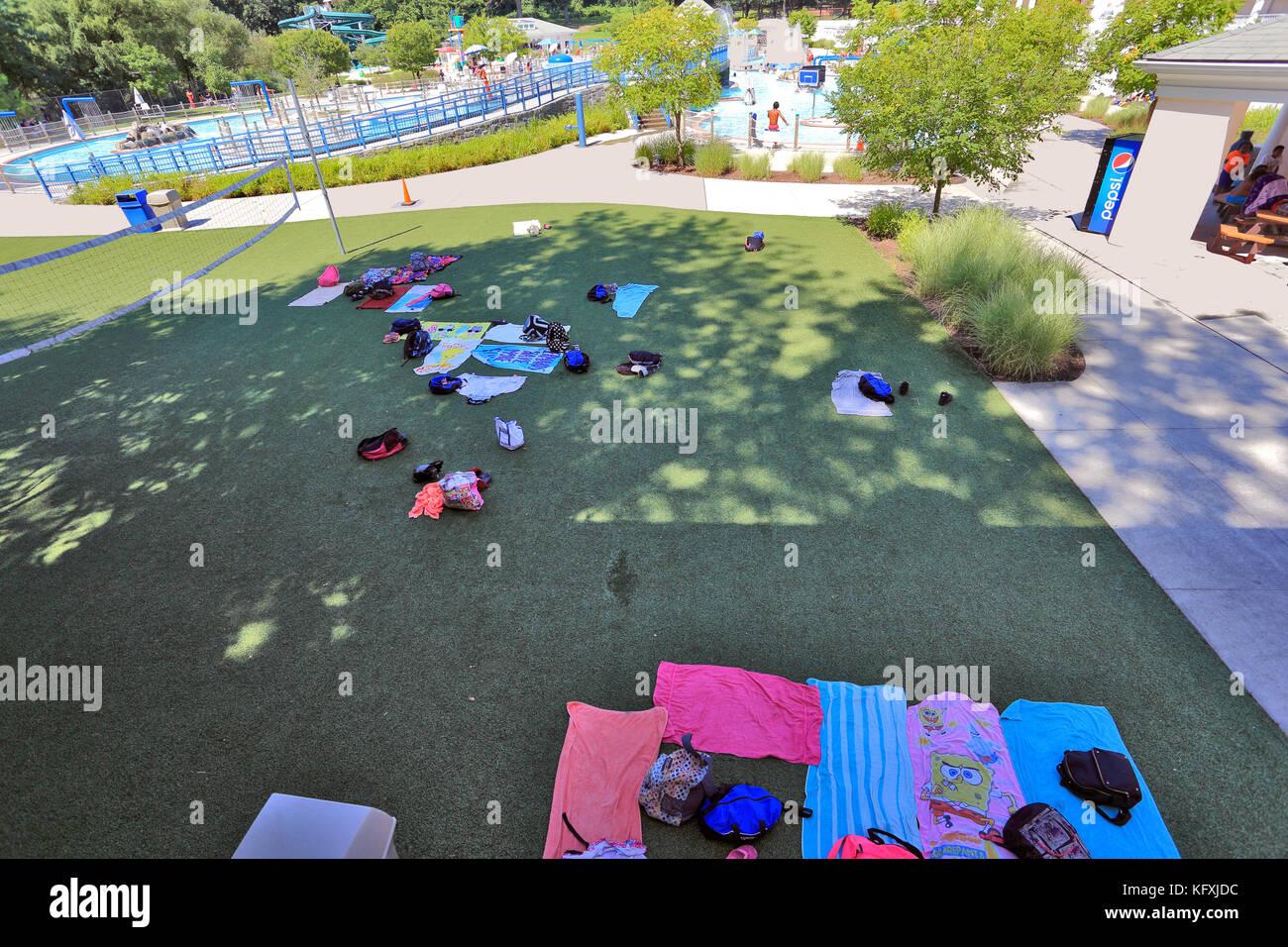 Tibbetts Brook Park Playground