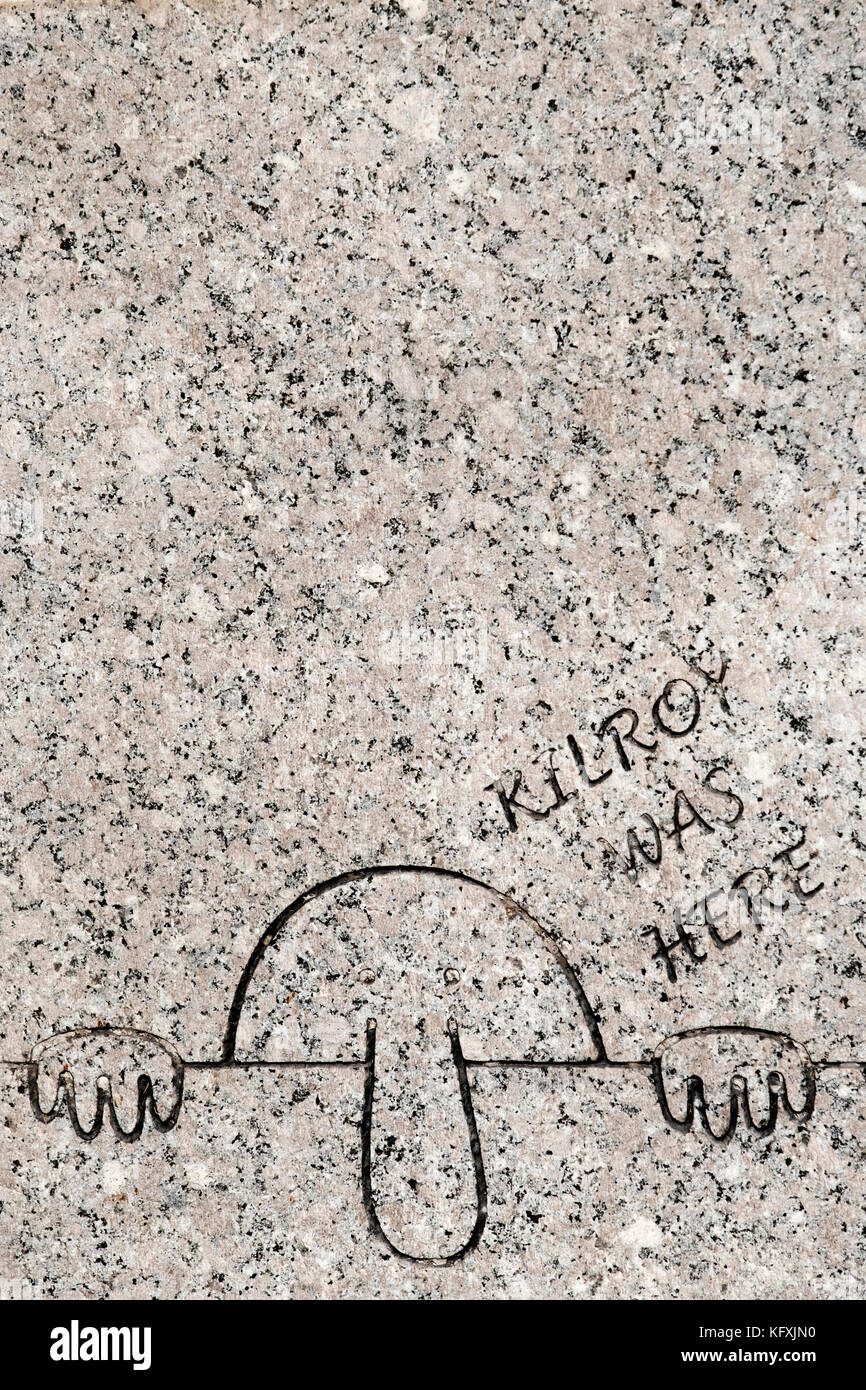 kilroy was here stock photos amp kilroy was here stock
