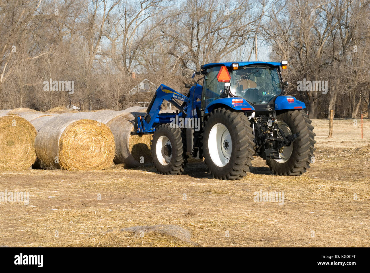 Hay Loader Stock Photos Amp Hay Loader Stock Images Alamy