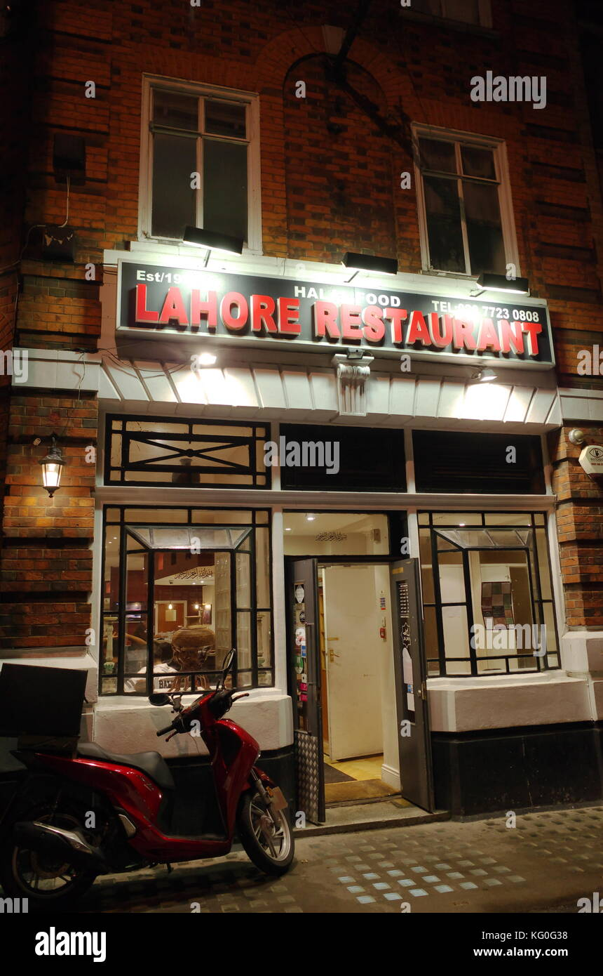 Middle Eastern Restaurant Near Marylebone Lane