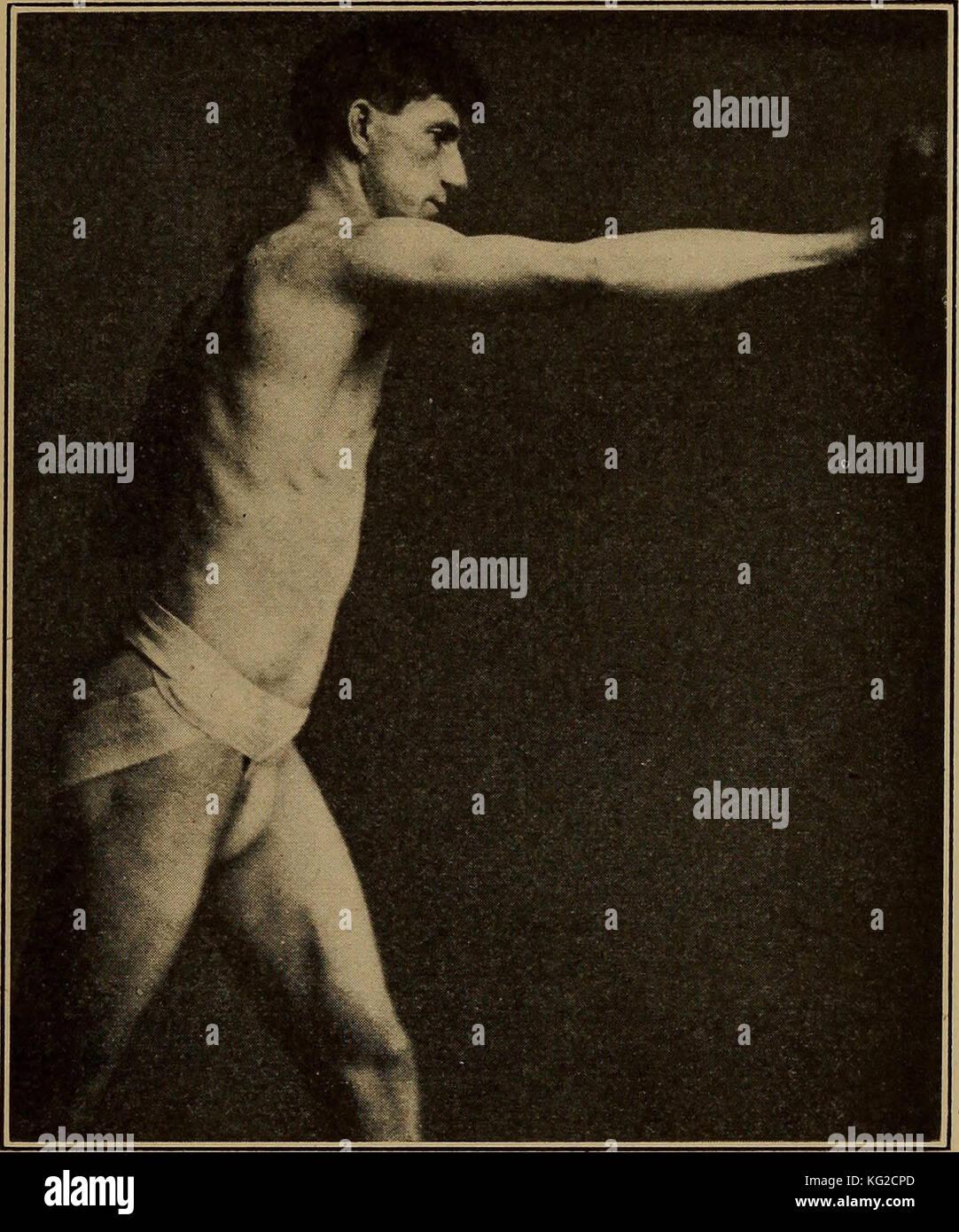 Applied Anatomy And Kinesiology 1917 Stock Photo 164781749 Alamy