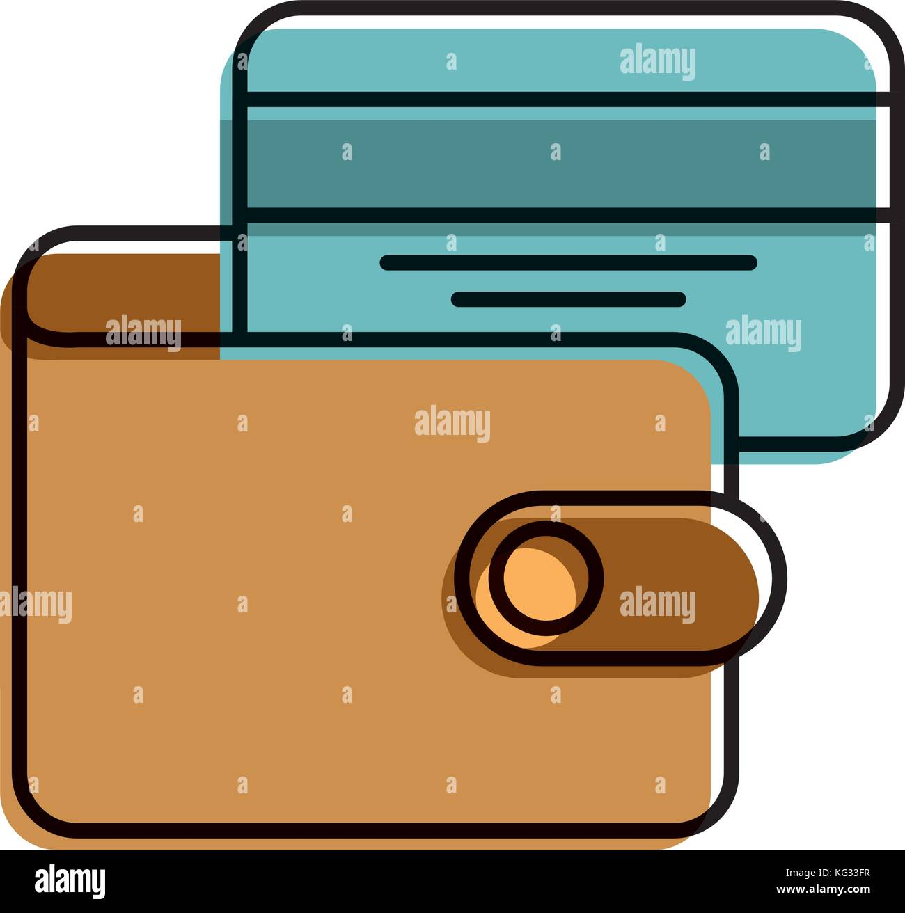 E commerce wallet credit card bank business stock vector art e commerce wallet credit card bank business colourmoves