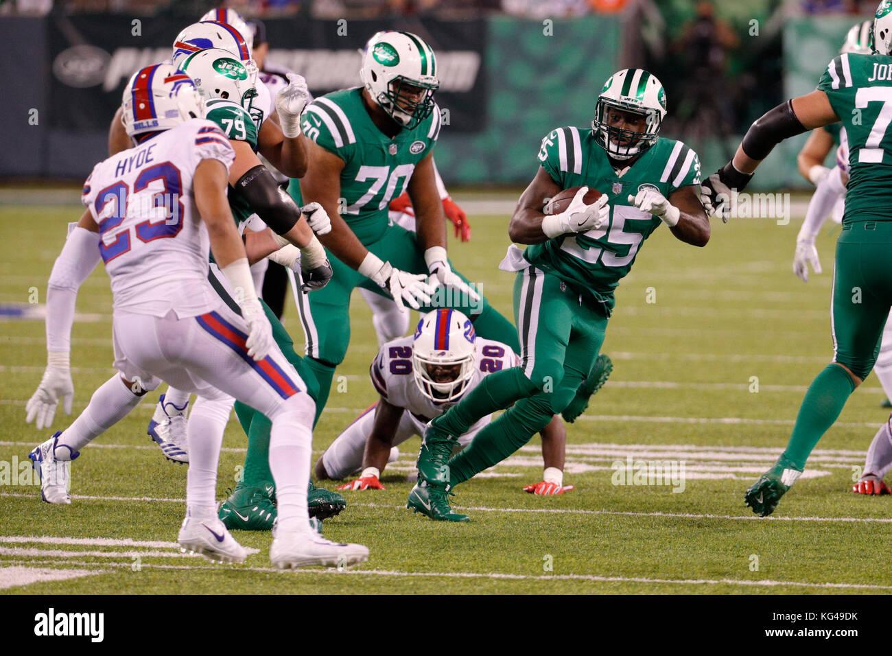 Elijah McGuire NFL Jersey