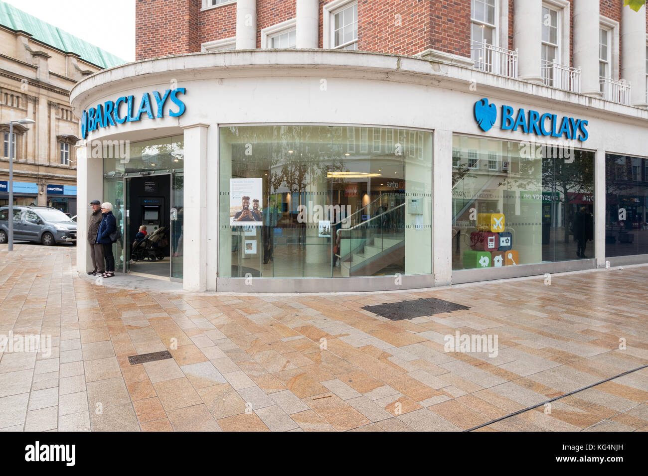 Barclays Coventry City Centre