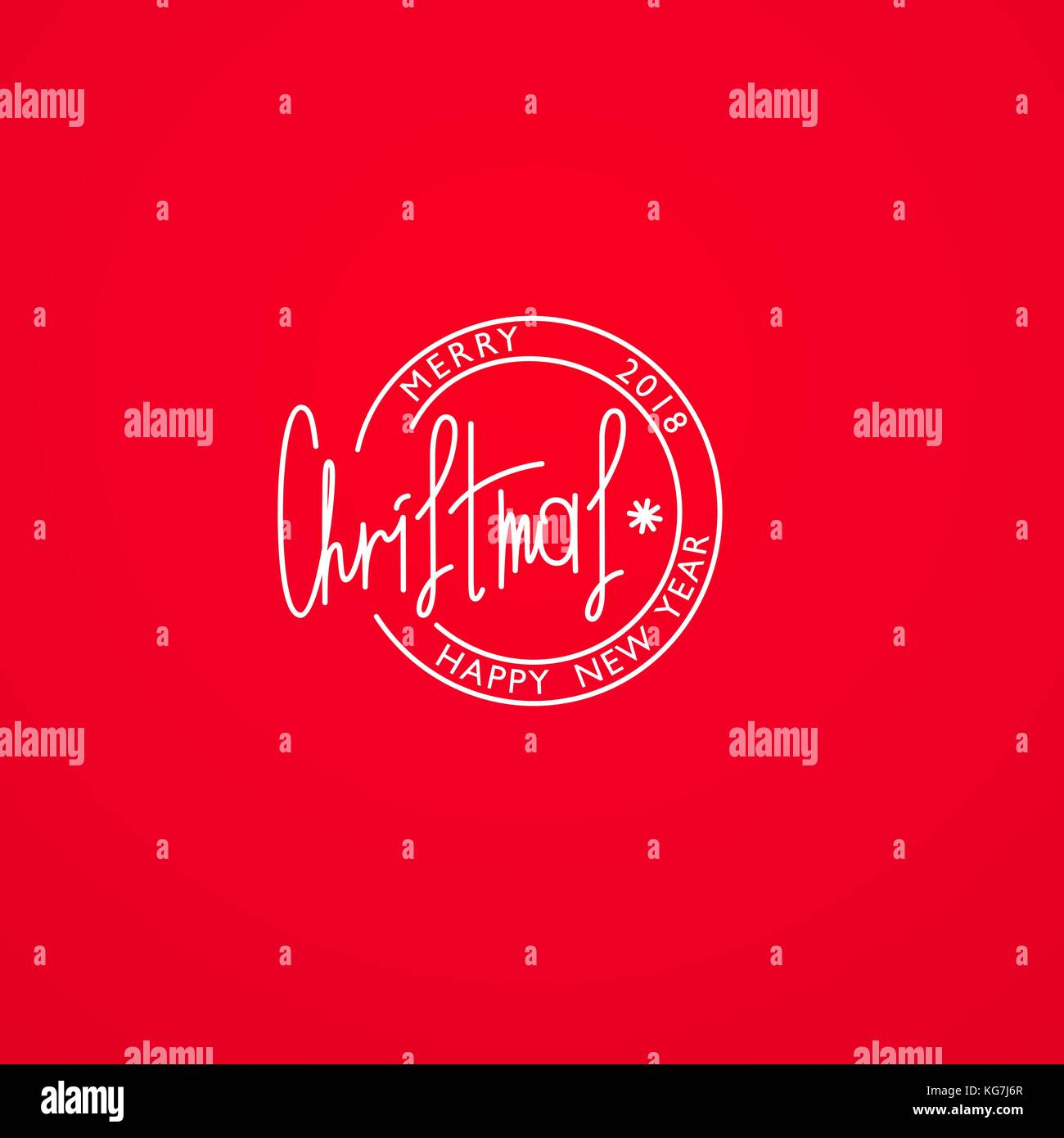 Merry christmas and happy new year poster modern linear minimalism merry christmas and happy new year poster modern linear minimalism vector template design for greetings kristyandbryce Images