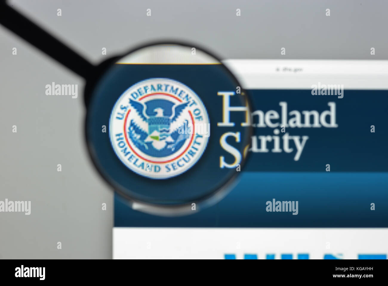 Milan italy august 10 2017 homeland security website homepage milan italy august 10 2017 homeland security website homepage it is a cabinet department of the united states federal government with responsibi buycottarizona