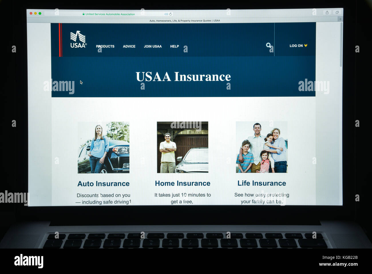 Usaa Life Insurance Quotes Usaa Stock Photos & Usaa Stock Images  Alamy