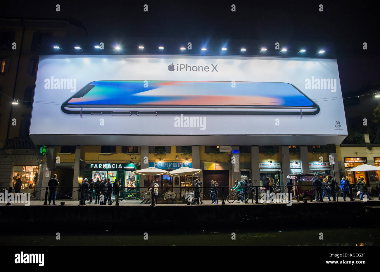 Iphone x stock photos iphone x stock images alamy for Iphone x 3 italia