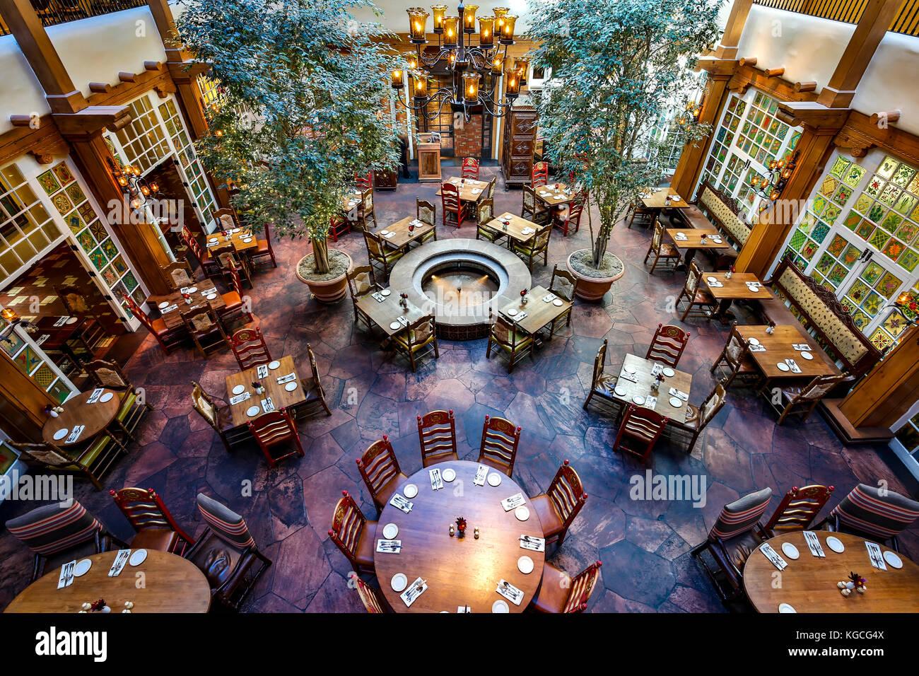 La Fonda Restaurant Santa Fe New Mexico