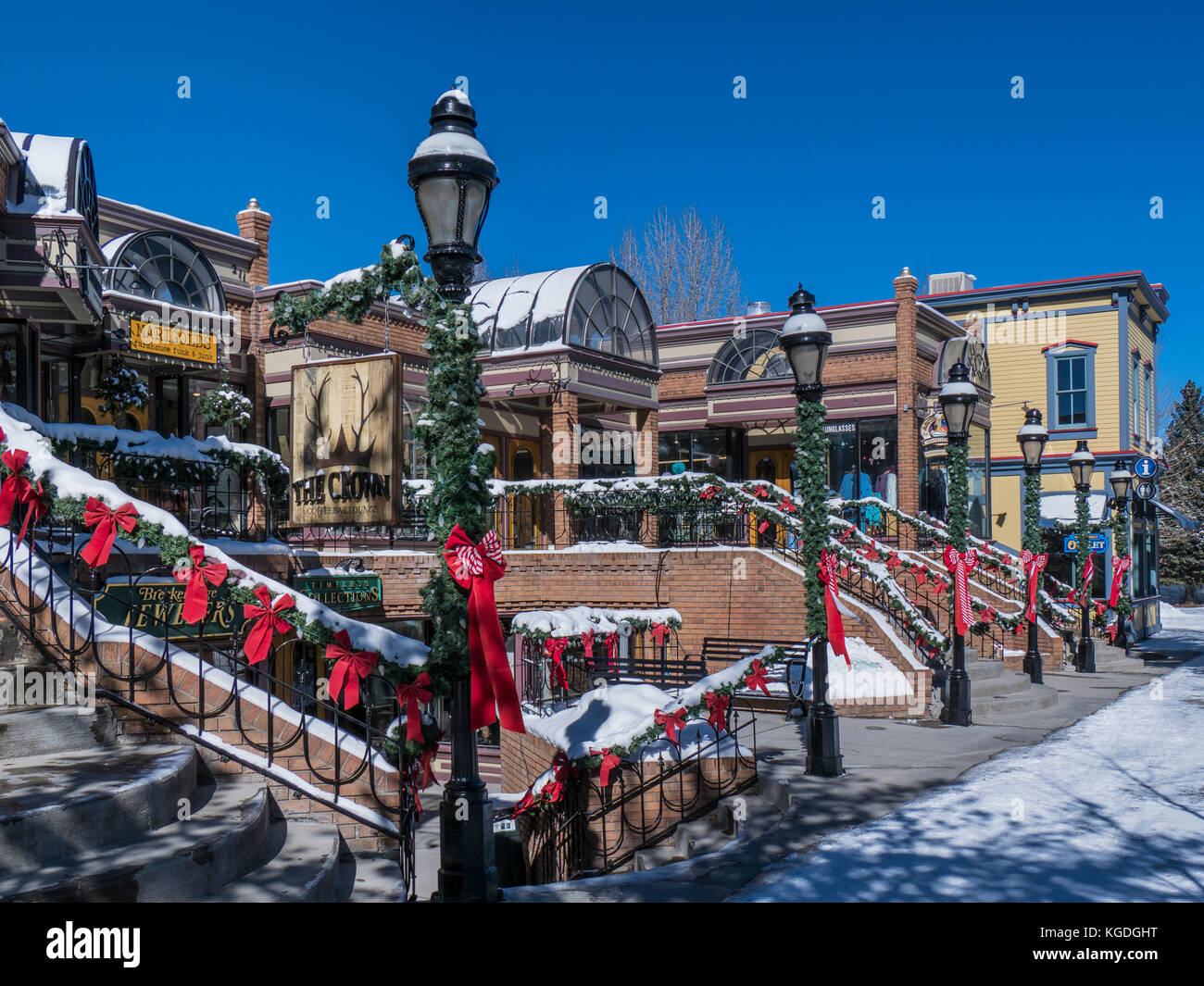 Breckenridge Main Street Restaurants