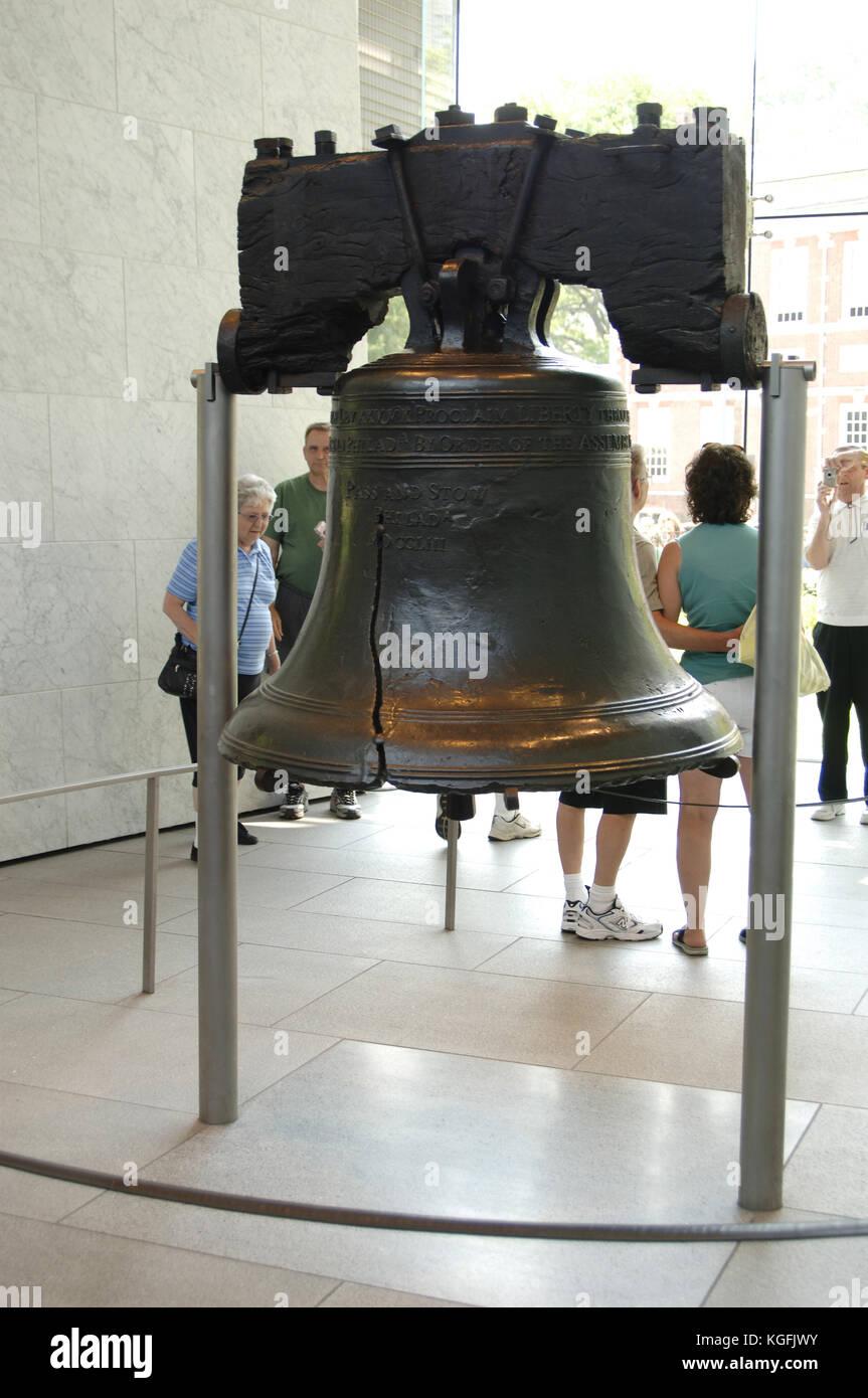 Philadelphia liberty bell center stock photos philadelphia liberty bell iconic symbol of american independence liberty bell center independence national historical biocorpaavc Images