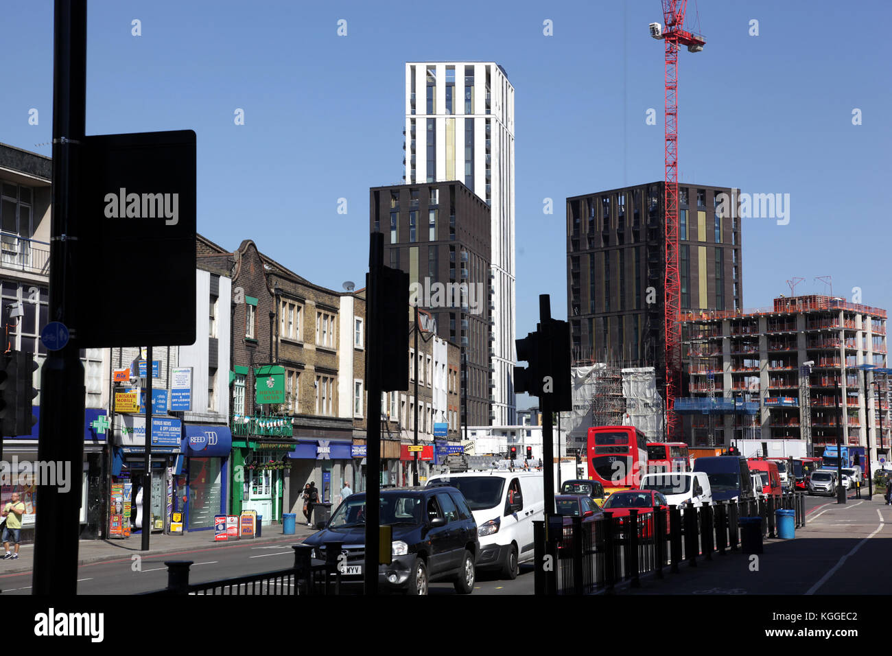 Lewisham London Stock Photos Amp Lewisham London Stock