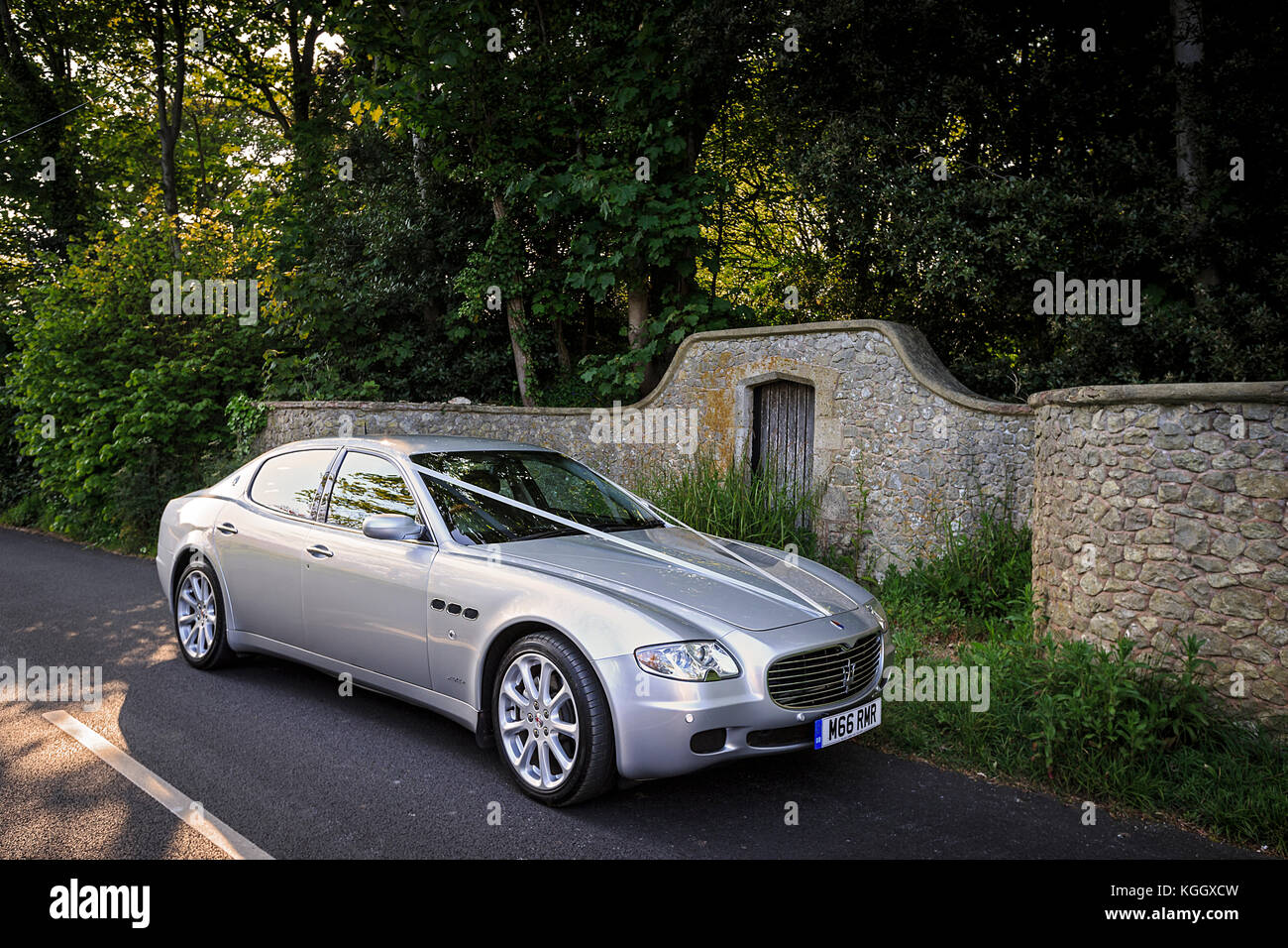 The Maserati Quattroporte Was Initially Offered In Only One Configuration,  Equipped With The DuoSelect Transmission