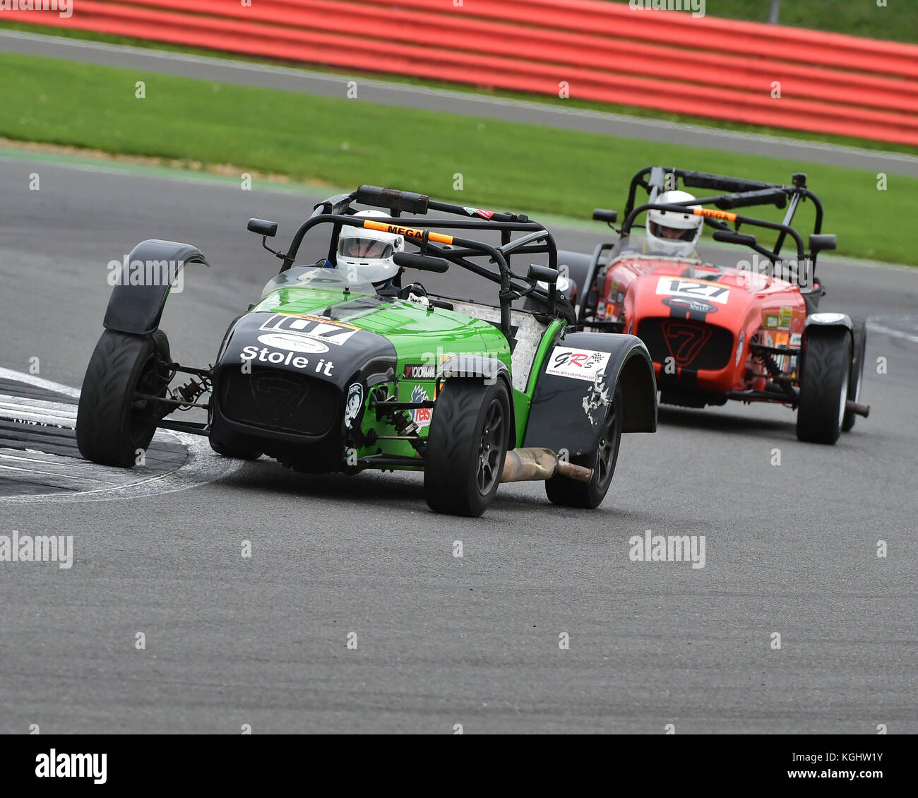 Used Caterham 7 For Sale: Rayment Stock Photos & Rayment Stock Images