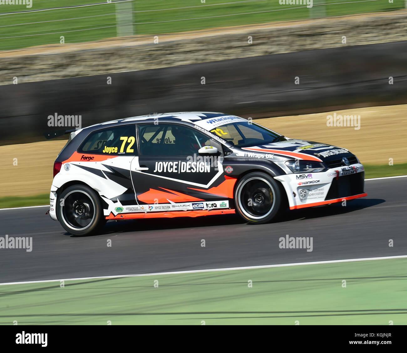 Russell Joyce Vw Polo Volkswagen Racing Cup Vw Deutsche Fest