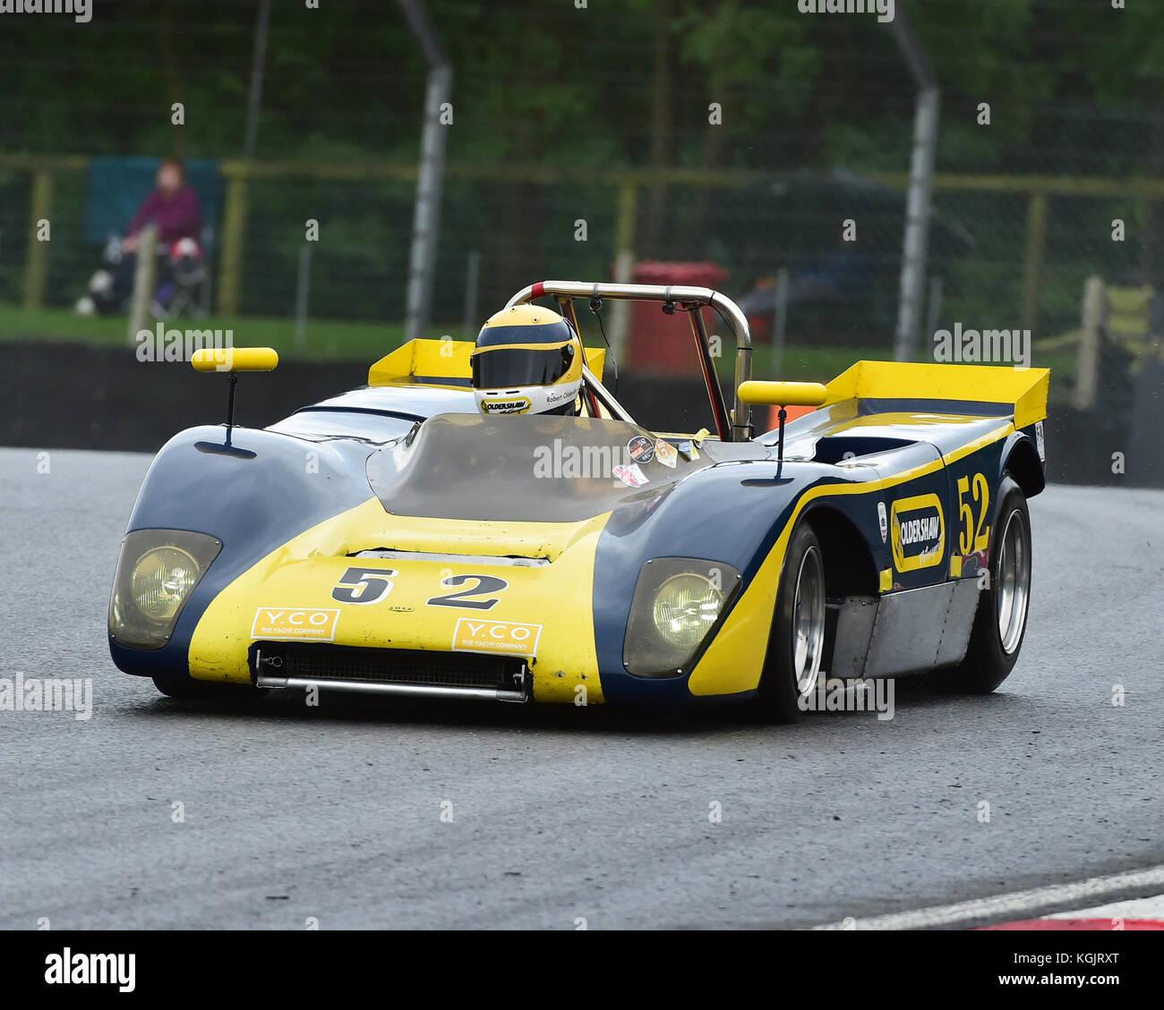 Robert Oldershaw, Lola T212, FIA, Masters Historic Sports Cars ...