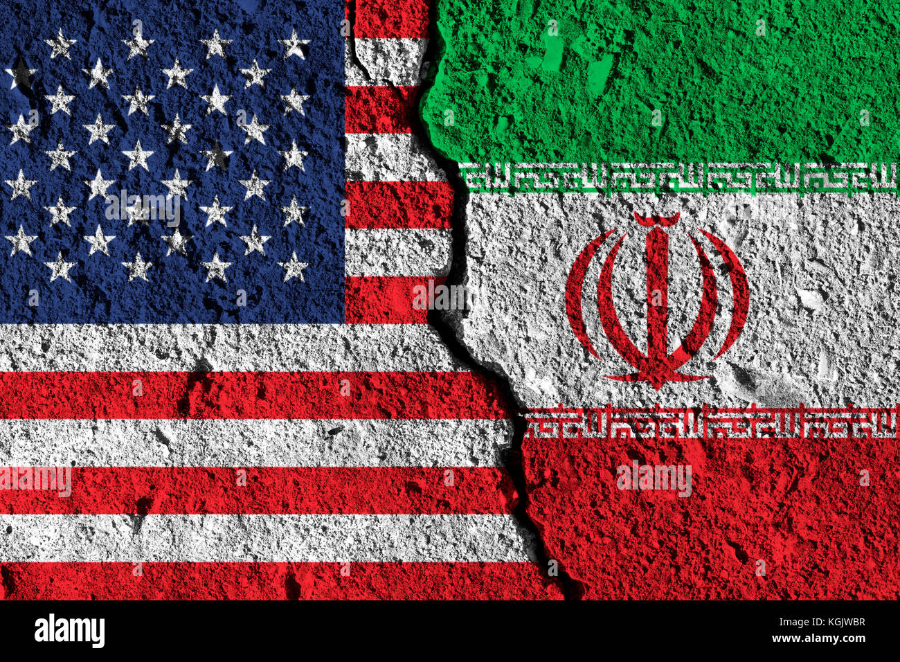 relationship between america and iran