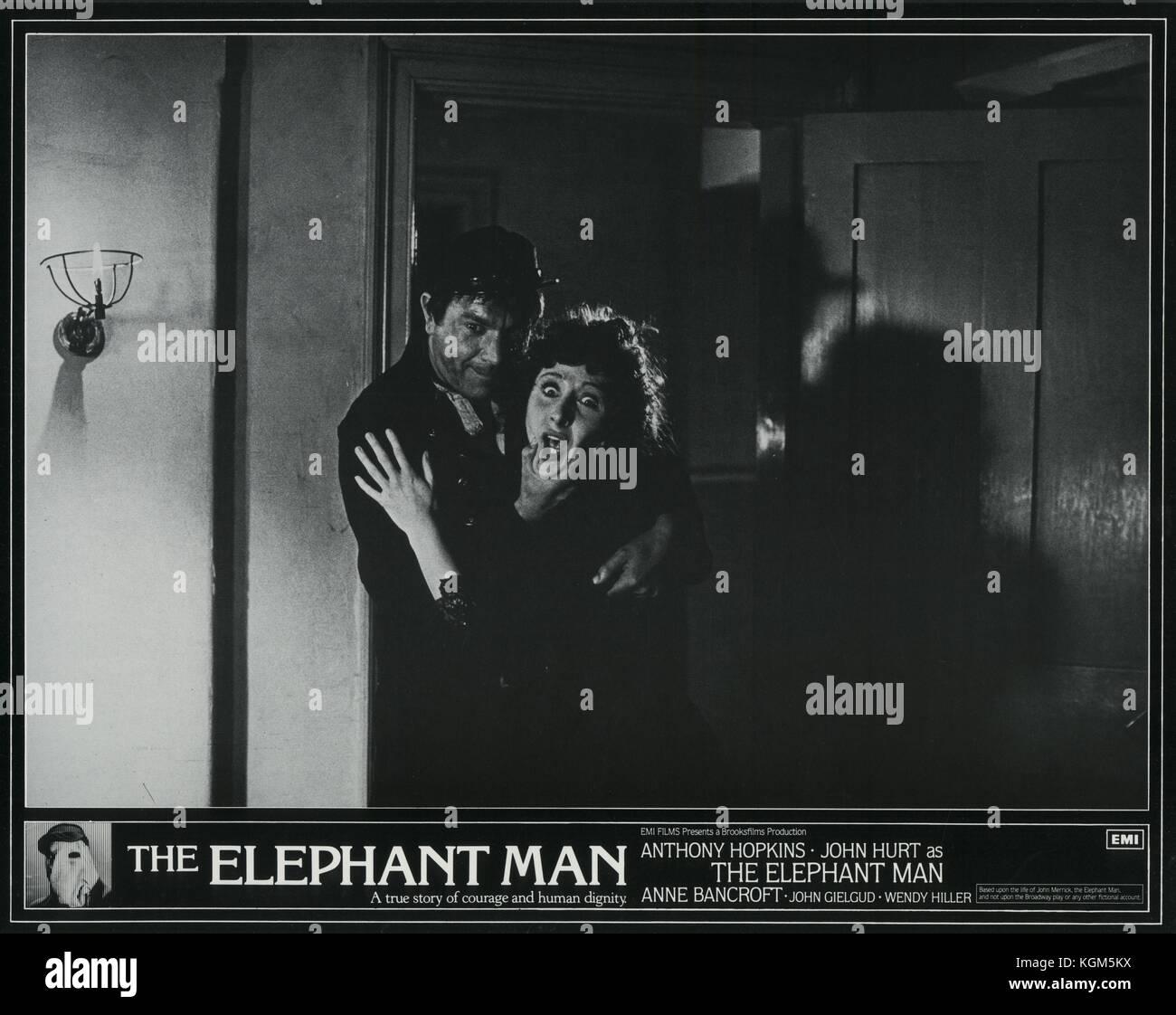 Elephant man dating