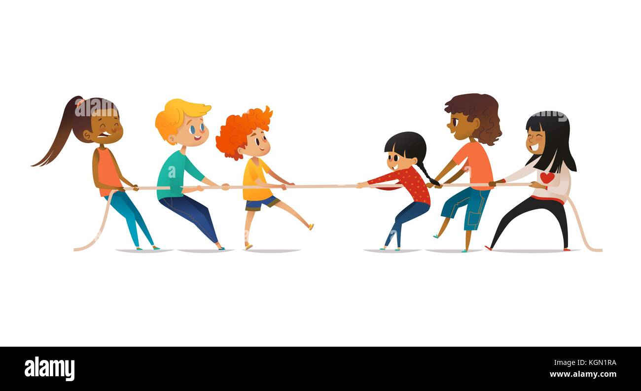 The tug of war between the president and
