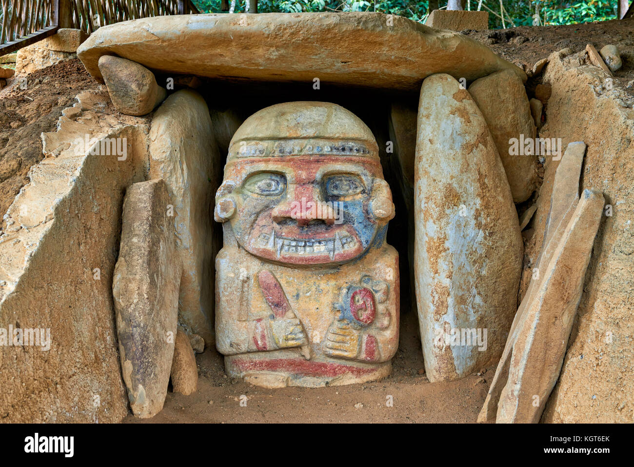 Pre colombian culture stock photos