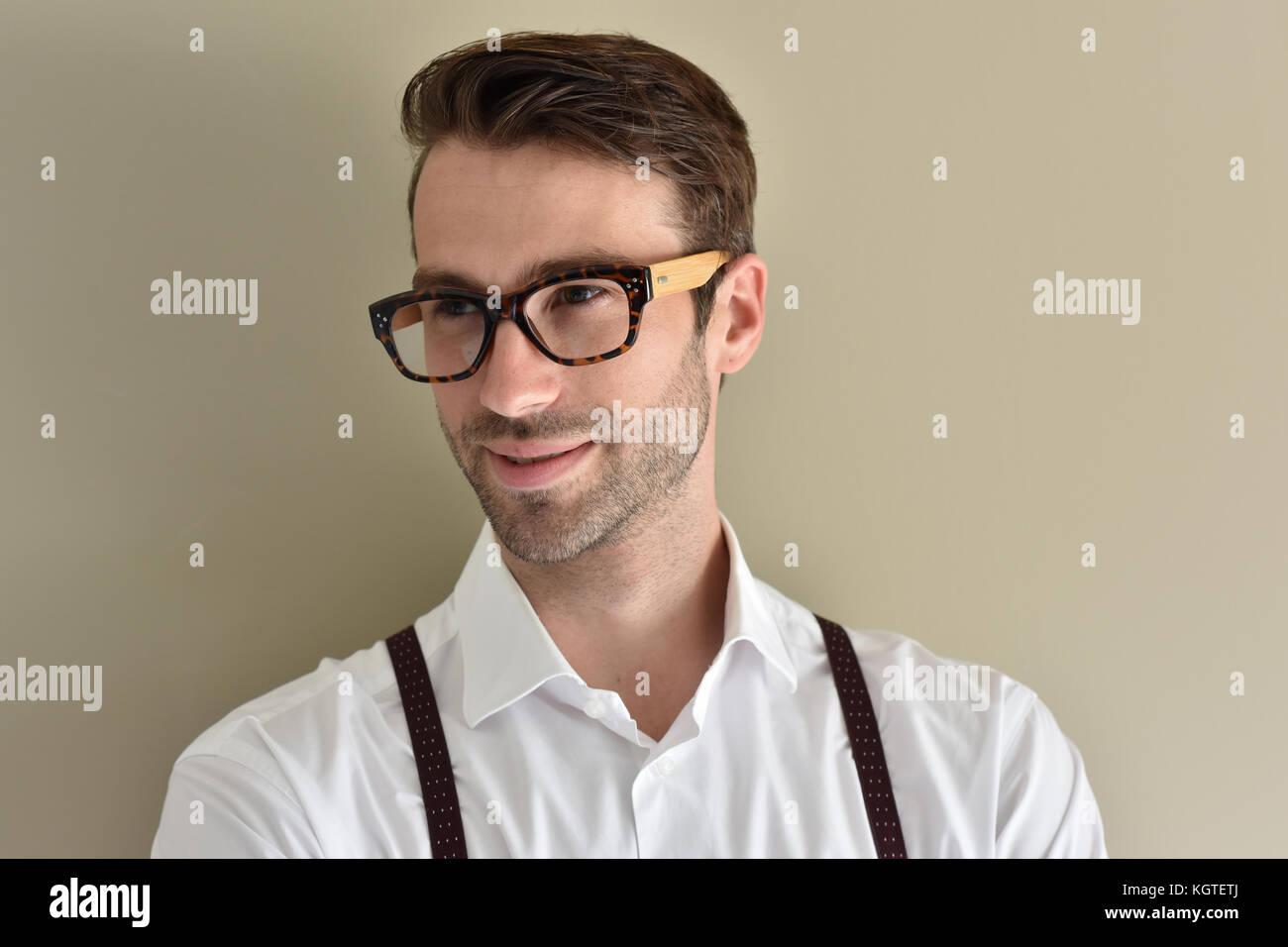 Suspenders Stock Photos & Suspenders Stock Images - Alamy