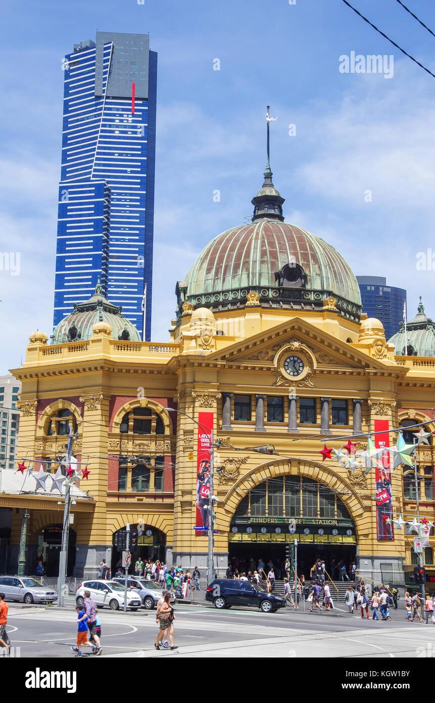 Melbourne Landmark Stock Photos Amp Melbourne Landmark Stock