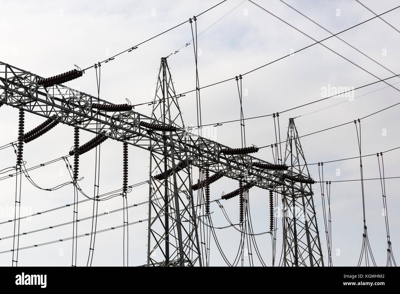 India Electric Transformer Stock Photos & India Electric ...