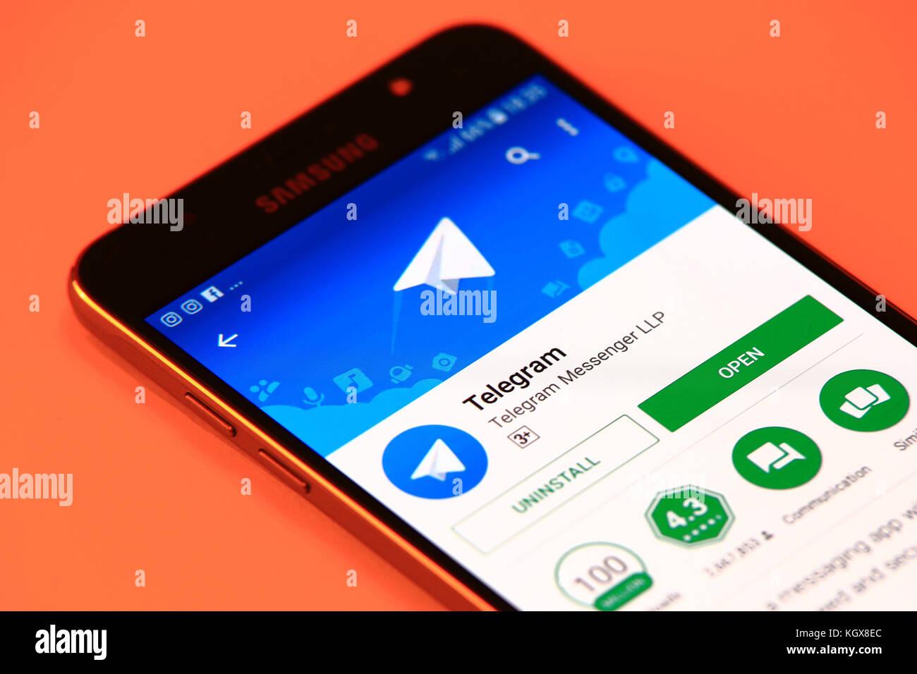mobile messenger nyc