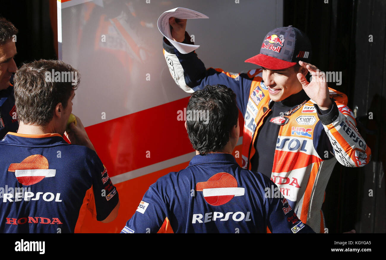 Repsol Honda Team Stock Photos & Repsol Honda Team Stock Images - Alamy